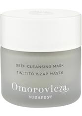 OMOROVICZA - Omorovicza Deep Cleansing Mask (tiefreinigende Maske) 50ml - CLEANSING