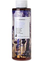 Korres Pflege Körperpflege Shower Gel Lavender Blossom 250 ml