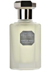 Lorenzo Villoresi Unisexdüfte Teint de Neige Eau de Parfum Spray 50 ml