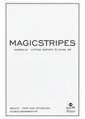 MAGICSTRIPES Medium Lifting Stripes - Medium Augenpatches 1.0 pieces