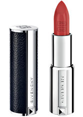 GIVENCHY - Givenchy Lippen; Weihnachtslook 2015 Le Rouge Givenchy Lipstick 3.4 g Beige Mousseline - Lippenstift