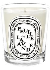 DIPTYQUE - Diptyque Feuille De Lavande  190 gr - DUFTKERZEN