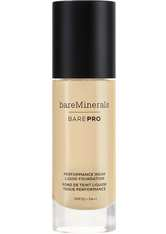 BAREMINERALS - bareMinerals BAREPRO 24-Hour Full Coverage Liquid Foundation SPF20 30ml 05 Sateen (Light, Cool/Neutral) - Foundation