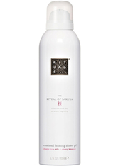 RITUALS - Rituals Rituale The Ritual Of Sakura Zensational Foaming Shower Gel 200 ml - DUSCHEN & BADEN