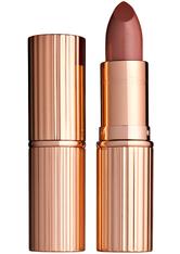 Charlotte Tilbury - K.i.s.s.i.n.g Lipstick – Stoned Rose – Lippenstift - Altrosa - one size