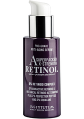 INSTYTUTUM - INSTYTUTUM Superpacked X-Strength Retinol Serum Gesichtsserum  30 ml - Serum