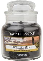 YANKEE CANDLE - Yankee Candle Housewarmer Black Coconut Duftkerze 0,104 kg - DUFTKERZEN