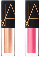 NARS Lipgloss Mini Oil-Infused Lip Tint Duo Make-up Set 1.0 pieces