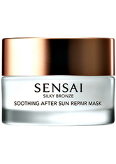 SENSAI Sonnenpflege Silky Bronze Soothing After Sun Repair Mask 60 ml