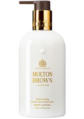Molton Brown Body Essentials Mesmerising Oudh Accord & Gold Body Lotion Bodylotion 300.0 ml