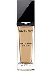 Givenchy Make-up TEINT MAKE-UP Matissime Velvet Fluid Foundation Nr. 04 Mat Beige 30 ml