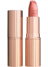 CHARLOTTE TILBURY - Charlotte Tilbury - Hot Lips Lipstick – Super Cindy – Lippenstift - Neutral - one size - LIPPENSTIFT