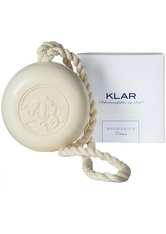 Klar Seifen Seife Damenbadeseife an der Kordel Körperseife 250.0 g