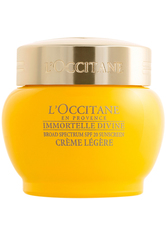 L'OCCITANE - L'occitane Immortelle Divine Crème Spf 20  50 ml - TAGESPFLEGE