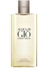 GIORGIO ARMANI - Giorgio Armani Acqua di Giò Homme L'art du corps Duschgel  200 ml - DUSCHEN