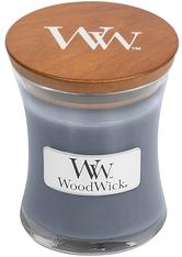 WoodWick Evening Onyx Hourglass Duftkerze  85 g