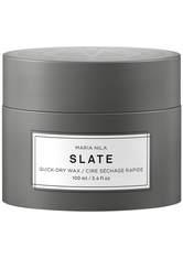 Maria Nila Minerals Slate Quick-Dry Wax 100 ml Haarwachs