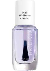 ARTDECO Nail Care Whitener Classic Nagellack 10 ml Transparent