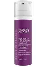 Paula's Choice Clinical 0,3% Retinol + 2% Bakuchiol Treatment 30 ml