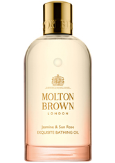 MOLTON BROWN - Molton Brown Jasmine & Sun Rose  200 ml - DUSCHEN & BADEN
