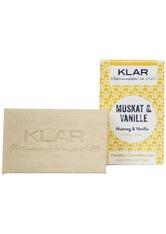 Klar Seifen Produkte Fester Conditioner - Muskat & Vanille 100g Haarspülung 100.0 g