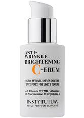 INSTYTUTUM - INSTYTUTUM C-ERUM Anti-Wrinkle Brightening Gesichtsserum  30 ml - SERUM