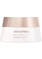 Giorgio Armani Armani Prima Moisturizing Glow Prep-Cream Gesichtscreme  50 ml