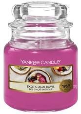 Yankee Candle Exotic Acai Bowl Housewarmer Duftkerze 104 g