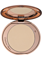 Charlotte Tilbury - Airbrush Flawless Finish Micro-powder – 2 Medium – Puder - Neutral - one size