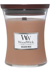 WoodWick Golden Milk Hourglass Duftkerze  275 g