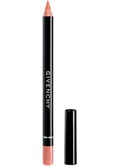 Givenchy Make-up LIPPEN MAKE-UP Crayon Lèvres Nr. 010 Beige Moussekine 1,10 g