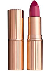 CHARLOTTE TILBURY - Charlotte Tilbury - K.i.s.s.i.n.g Lipstick – Velvet Underground – Lippenstift - Fuchsia - one size - LIPPENSTIFT
