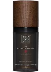 Rituals The Ritual of Samurai Energy & Anti Age Face Cream Gesichtsbalsam 50.0 ml