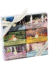 Nesti Dante Emozione In Toscana Soap Collection Stückseife 6x150 g