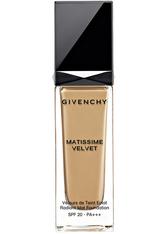 GIVENCHY - GIVENCHY Matissime Velvet Fluid 30ml N06 Mat Gold - FOUNDATION