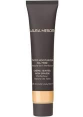 LAURA MERCIER Tinted Moisturizer Natural Skin Perfector Oil Free - Travel Size Getönte Gesichtscreme 25 ml Nr. 1W1 - Porcelain