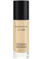 bareMinerals BAREPRO 24-Hour Full Coverage Liquid Foundation SPF20 30ml 06 Cashmere (Fair/Light, Neutral)