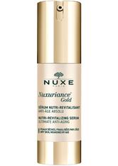 NUXE - Nuxe Nuxuriance Gold Nährendes, revitalisierendes Serum 30 ml Gesichtsserum - Serum