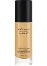 bareMinerals BAREPRO 24-Hour Full Coverage Liquid Foundation SPF20 30ml 19 Toffee (Tan, Warm)