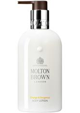 Molton Brown Body Essentials Orange & Bergamot Body Lotion Bodylotion 300.0 ml