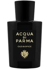 Acqua di Parma Signature of the Sun Oud & Spice Eau de Parfum Nat. Spray 100 ml