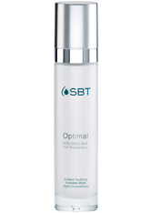 SBT - SBT Cell Identical Care Anti-Aging Optimal Instant Youthing Invisible Mask / Night Chronobiology 50 ml - SLEEP MASKS