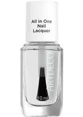 Artdeco Pflegelack All in One Nail Lacquer Nagelpflegeset 10.0 ml