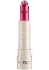ARTDECO Natural Cream Lipstick Green Couture Lippenstift 4 ml raspberry