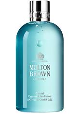 Molton Brown Body Essentials Coastal Cypress & Sea Fennel Bath & Shower Gel Duschgel 300.0 ml