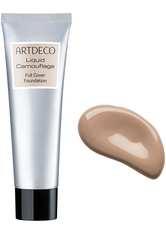ARTDECO Liquid Camouflage  Flüssige Foundation 25 ml Nr. 22 - Beige Dust