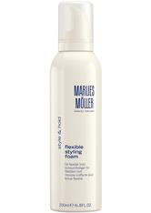 MARLIES MÖLLER - Marlies Möller Style & Hold Flexible Styling Foam 200 ml - Gel & Creme