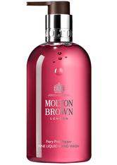 Molton Brown Hand Care Fiery Pink Pepperpod Hand Wash Flüssigseife 300.0 ml