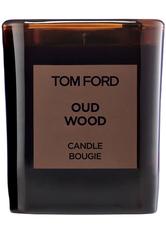 TOM FORD BEAUTY - Tom Ford Beauty Oud Wood  200 gr - DUFTKERZEN