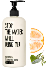 STOP THE WATER WHILE USING ME! Pflege Orange Wild Herbs Bodylotion Bodylotion 200.0 ml
